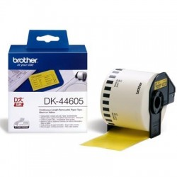 Etiqueta Brother DK44605 62MM 30MT