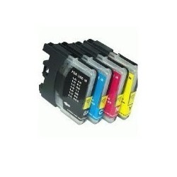 Pack Tinteiros Compativeis BROTHER LC985