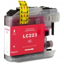 Tinteiro Compativel Brother LC-223XL M