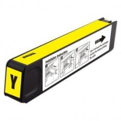 Tinteiro Compativel HP 971XL Yellow