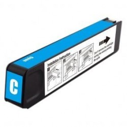 Tinteiro Compativel HP 971XL Cian