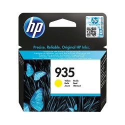 Tinteiro Compativel HP 935XL Yellow