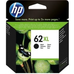 Tinteiro Original HP 62XL BK