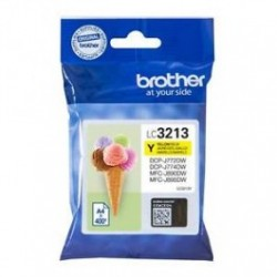 Tinteiro Brother LC3213 BK