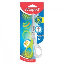Tesoura 16cm Maped Shape 3D...