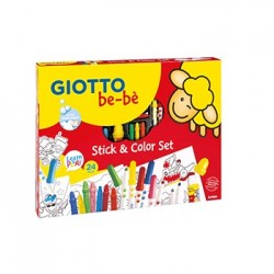 Conjunto Giotto Be-Be...