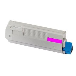 Toner Compativel OKI C610Y